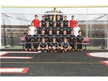 2017 Boys Varsity Soccer Team