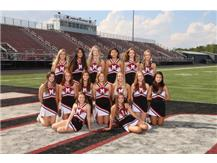 2019-2020 JV Cheerleaders