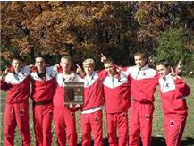 Boys Cross Country Wins 2nd Consecutive Regional Title