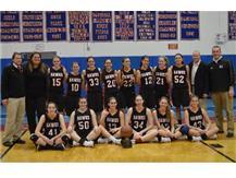 Girls Basketball Dundee Crown 2012