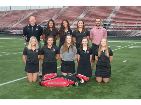 2016 Maine South Varsity Girls Golf