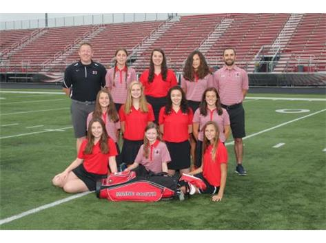 2016 Maine South JV Girls Golf