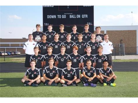 Boys Soccer Varsity 2016
