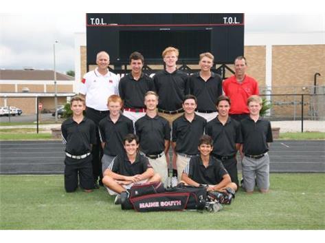 Boys Golf Freshmen 2016