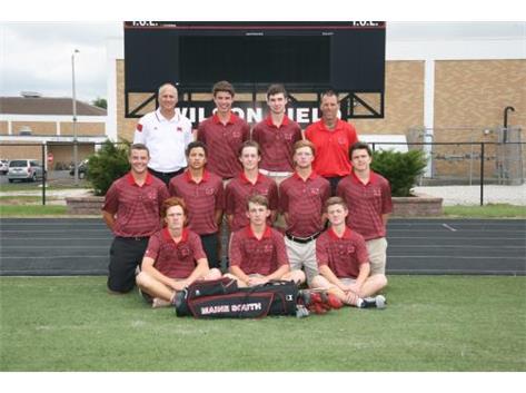 Boys Golf Varsity 2016