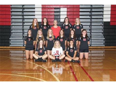 2017 Girls JV Volleyball
