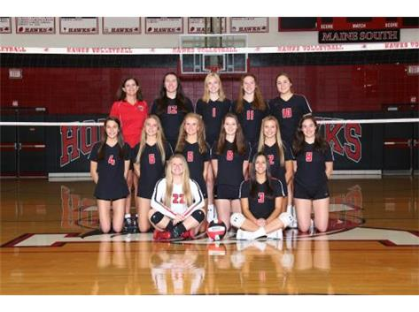 2018 Varsity Volleyball