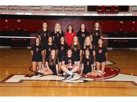 2019 Girls Varsity Volleyball