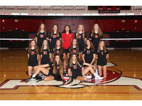 2019 Girls JV Volleyball