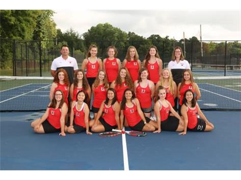 2019 Girls Varsity Tennis