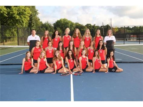 2019 Girls JV Tennis