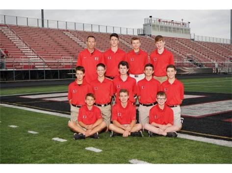 2019 Boys JV Golf