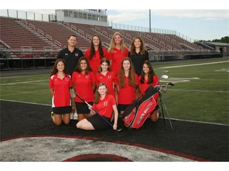 2019 Girls Varsity Golf