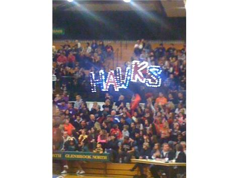 Hawk Fans Support our CSL Championship Cheerleaders!