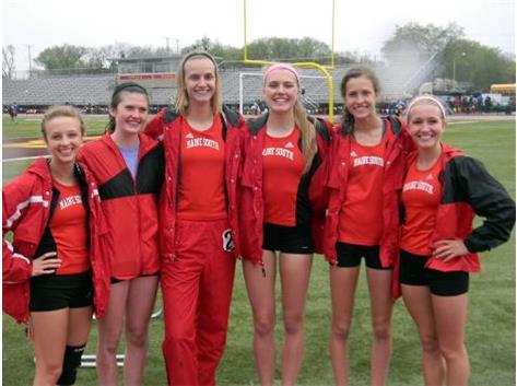 Girls Track State 2013