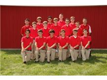 Marist Redhawk Boys Cross Country Team 2014