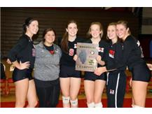 Seniors savor Regional Championship