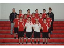 2015 Marist Redhawk Boys Varsity Volleyball Team