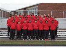 2015 Marist Redhawk Boys Frosh Soph Track Team