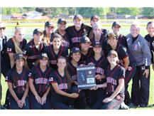 Regional Champions after defeating Oak Lawn 3-0 on June 1, 2015 at Marist