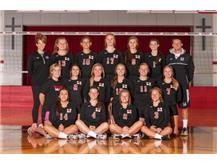 2015 Marist Varsity Volleyball Team