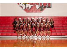 2015 Marist Cheer Team