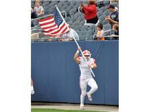 Lou Depasquale III leads Redhawks on to Soldier Field