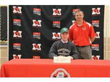 Matt Donahue with Coach Kevin Sefcik on NSD 2016