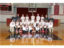 Boys Varsity Basketball Team 2016-2017