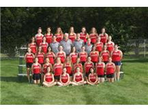 Marist Girls Varsity Cross Country Team 2017