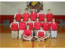 Boys 2017 JV Golf Team
