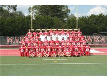 2017 Freshman Football Team