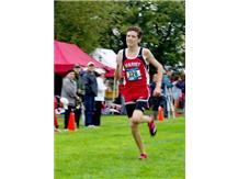 Thomas Leonard on his way to taking first place in the ESCC Championship on Saturday, October 14, 2017