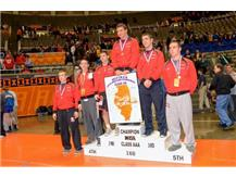 State Champion Tom Howell State Runner-up Mark Duda 3rd Place Alex Benoit 4th Place David Kasper 5th Place Peter Andreotti 6th Place Matt Sears