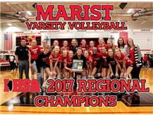 IHSA Marist Regional Champions 2017