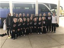 Marist Girls Volleyball team heading to state  final at Redbird Arena in Normal 11/9/17