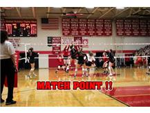 IHSA Super Sectional match Point to defeat rival Mother McAuley November 3, 2017