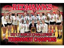 2017 ASICS Challenge Volleyball Tournament Champions