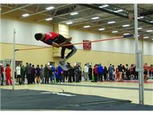 Rowe wins High Jump