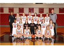 2017 - 2018 Girls Varsity Basketball