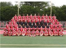 RedHawks 2018 Varsity Football Team