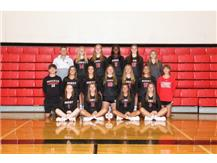 RedHawks 2018 Varsity Volleyball Team