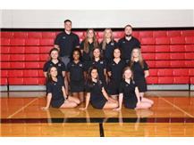 RedHawks 2018 Girls Varsity Golf Team