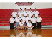 RedHawks 2018 Boys Varsity Golf Team