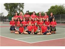 RedHawks 2018 Varsity Tennis