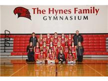 Girls Varsity Basketball Team 2018-2019