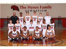 Boys Sophomore Basketball Team 2018-2019