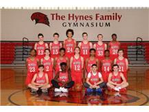 Boys Freshman Basketball Team 2018-2019