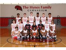 Boys Varsity Basketball Team 2018-2019