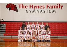 Girls Freshman Basketball Team 2018-2019